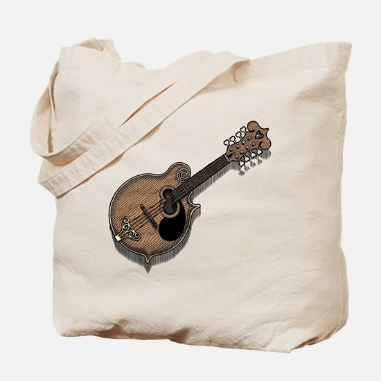 Air Mandolin Tote Bag