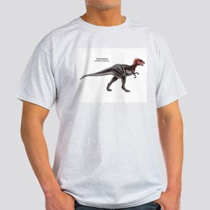 Tyrannosaurus Dinosaur Carnivore (Front) Ash Grey