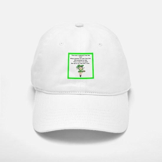 limerick Baseball Baseball Baseball Cap