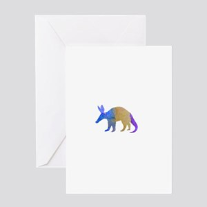 Aardvark Greeting Cards