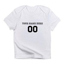 Personalized Baseball Infant T-Shirt