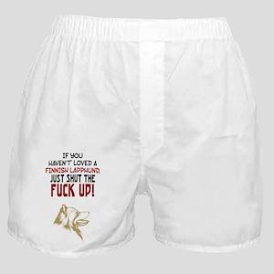 Finnish Lapphund Boxer Shorts