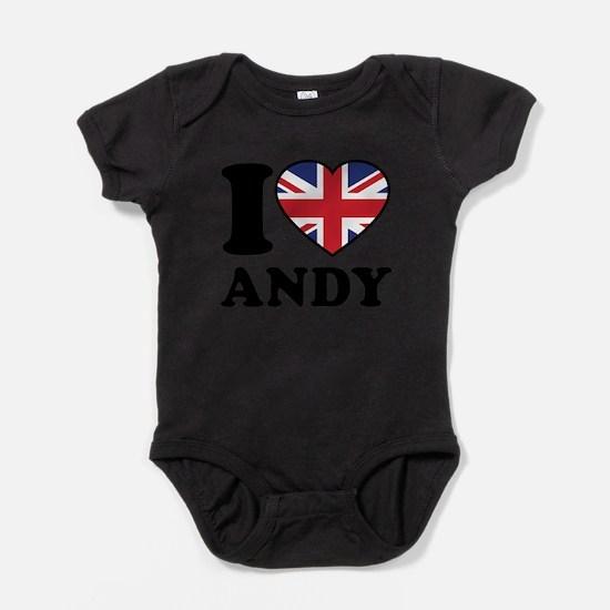 Unique Vintage uk Baby Bodysuit