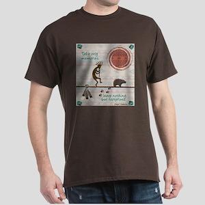 Take only memories... Dark T-Shirt