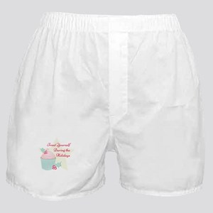 Treat Yourself Boxer Shorts