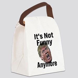 Not Funny! Canvas Lunch Bag