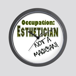 Occupation Esti Wall Clock