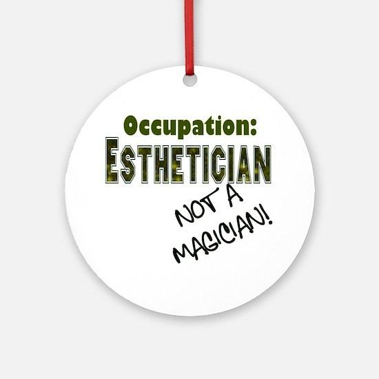 Occupation Esti Ornament (Round)