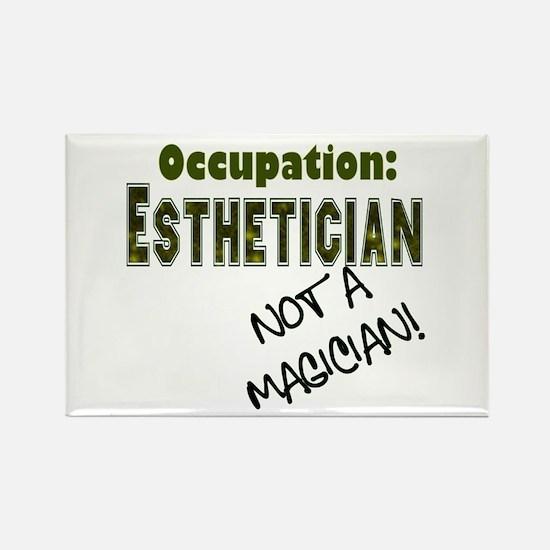 Occupation Esti Rectangle Magnet