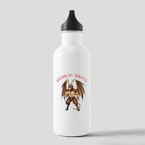 Pine Barren Horror Stainless Water Bottle 1.0L