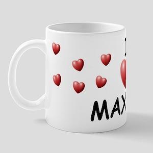I Love Maximo - Mug