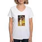 Halloween 53 Women's V-Neck T-Shirt