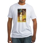 Halloween 53 Fitted T-Shirt