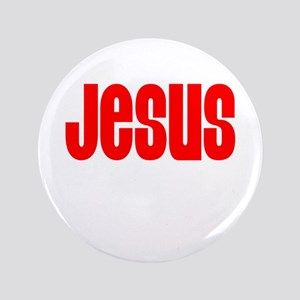 "Jesus T Shirts 3.5"" Button"