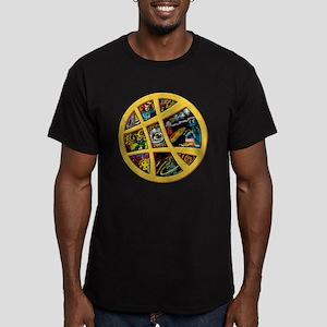 Doctor Strange Sanctum Men's Fitted T-Shirt (dark)