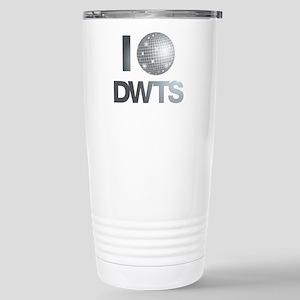 Disco Ball DWTS Stainless Steel Travel Mug
