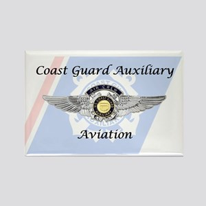 Coast Guard Auxiliary Aviation Magnets