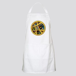 Doctor Strange Sanctum Window Collage Apron