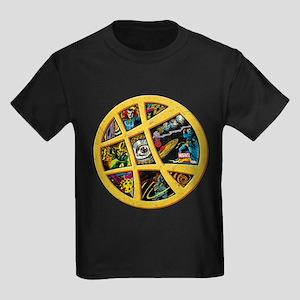 Doctor Strange Sanctum Window Co Kids Dark T-Shirt