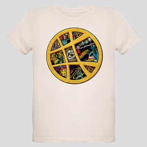 Doctor Strange Sanctum Window Organic Kids T-Shirt