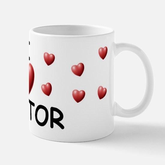 I Love Nestor - Mug