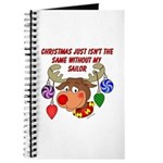 Christmas without my Sailor Journal