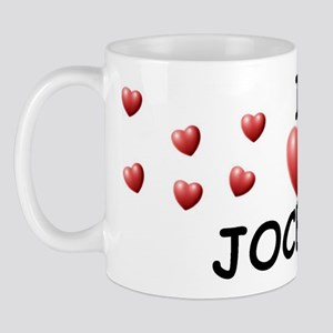 I Love Jocelyn - Mug