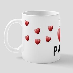 I Love Paul - Mug