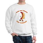 Ask Me Weiner Sweatshirt