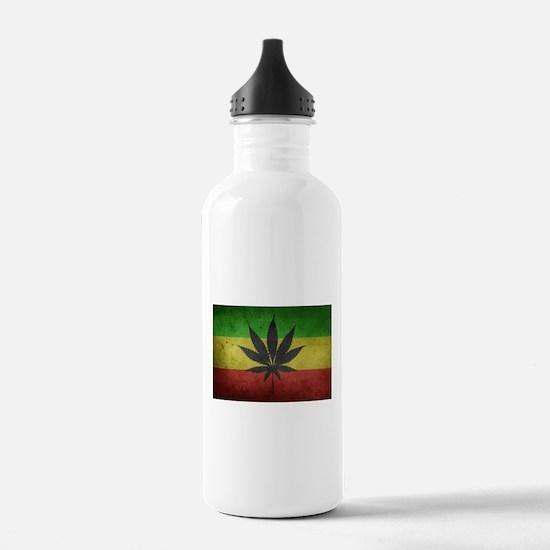 Cannabis Water Bottle