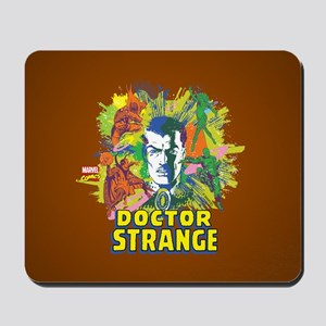 Doctor Strange Villains and Allies Mousepad