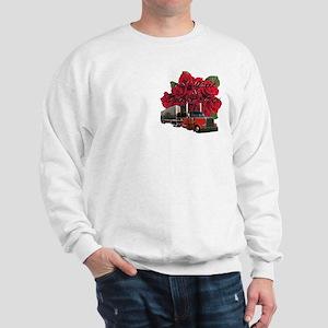 18 Wheels & A Dozen Roses Sweatshirt