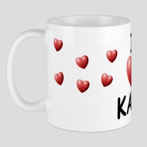 I Love Kara - Mug