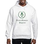 Allied Masonic Degrees AMD Hooded Sweatshirt