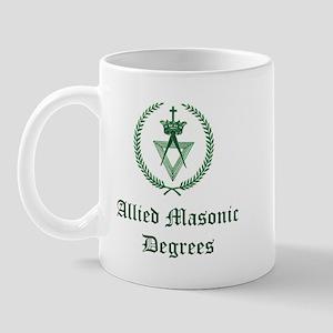 Allied Masonic Degrees AMD Mug