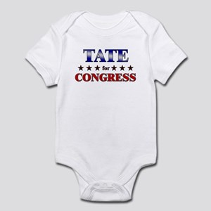 TATE for congress Infant Bodysuit