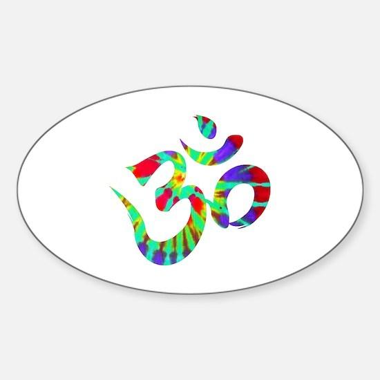 Cute Peace logo Sticker (Oval)
