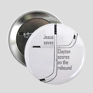 Travis Clayton scores Button