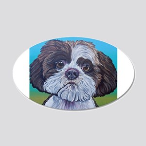 Shih Tzu Decal Wall Sticker