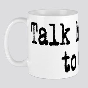 Talk hockey original Mug