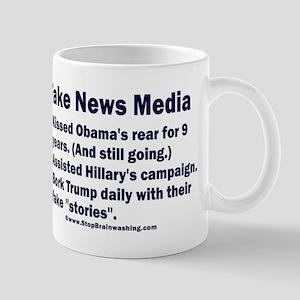 Why label fake news? Mug