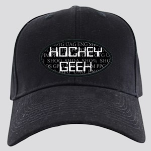 Hockey Geek. Black Cap