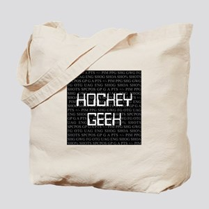 Hockey Geek.  Tote Bag