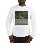 Four Point Buck Long Sleeve T-Shirt
