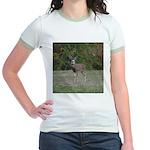 Four Point Buck Jr. Ringer T-Shirt