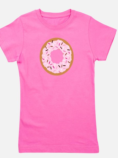 Pink Sprinkles! Girl's Tee