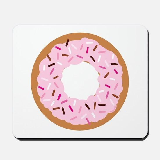 Pink Sprinkles! Mousepad