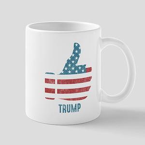 Thumbs Up Trump 2016 Mug