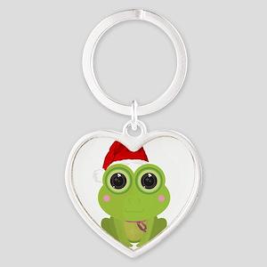 Christmas Frog Keychains