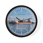 Atlantic Huron Wall Clock